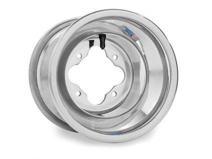 Hliníkový disk disk na čtyřkolku DWT A5 9x8 3+5 4/115