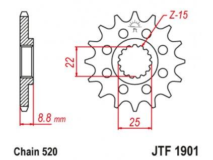 JTF1901SC