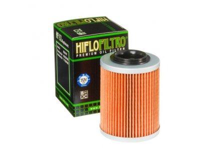 Olejový filtr HF152 na Journeyman Gladiator X850