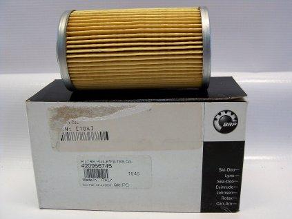 Originální olejový filtr na Can-Am Spyder 420956745