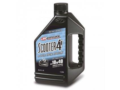 Motorový olej Maxima Scooter 10W40 4T 1l