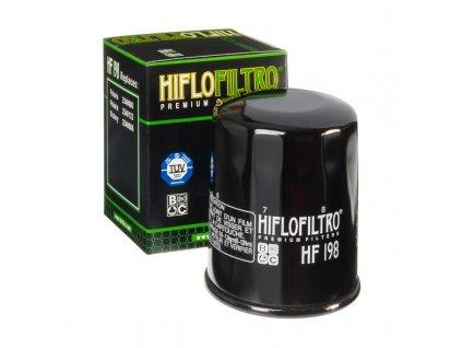 Olejový filtr HF198 na Polaris RZR 900 XP