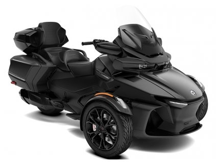 2022 can am spyder rt limited carbon black 0
