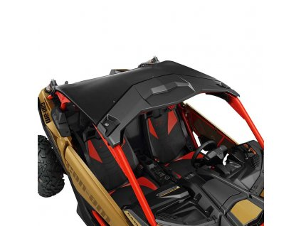 Střecha s plachtou Bimini na Can-Am Maverick X3