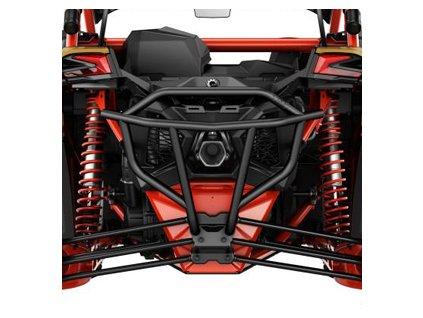 LSR zadní nárazník na Can-Am Maverick X3 - černý/červený