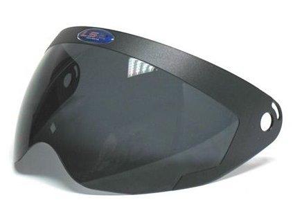 Náhradní plexi na helmu LS2 OF547 - tmavé/čiré