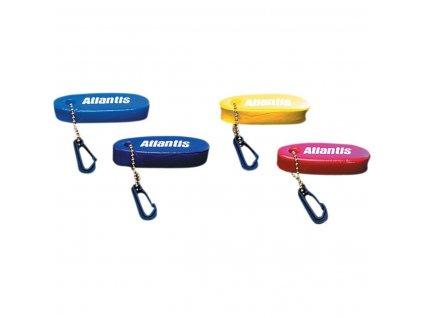Plavací klíčenka ATLANTIS KEY FLOAT - různé barvy