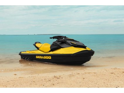 Sea Doo GTR STD 3-up 230hp žluto-černý