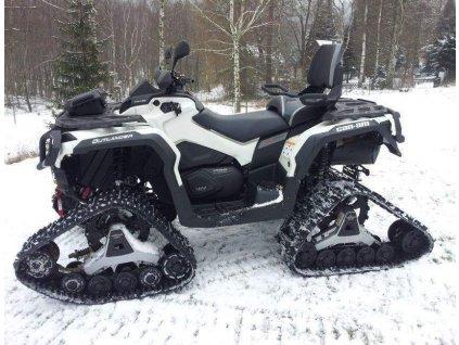 Sněžné pásy Apache 360 pro čtyřkolky Can-Am