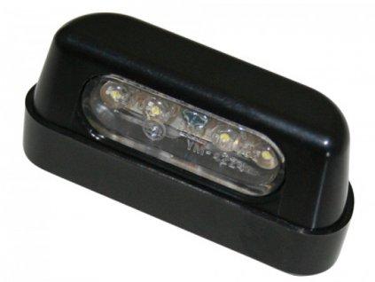 Mini LED osvětlení SPZ