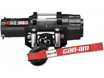 Naviják Can-Am 3500 HD s ocelovým lanem