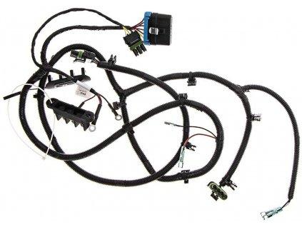 Kabeláž pro zapojení přední skla se stěračem a ostřikovačem na Can-Am Traxter