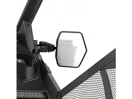 Zpětné zrcátko na Can-Am Traxter HD8/HD10