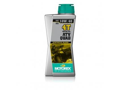 Motorový olej Motorex ATV QUAD 4T 10W40 1L