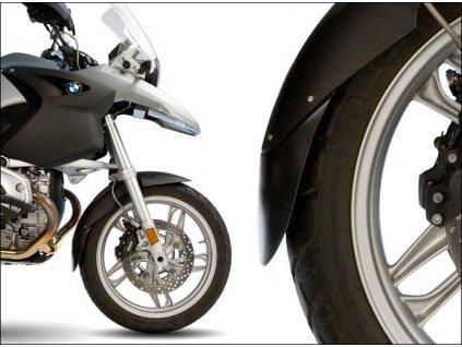 Prodloužení předního blatníku na BMW GS 1200