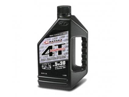 Motorový olej pro sněžné skútry 4T 5W30