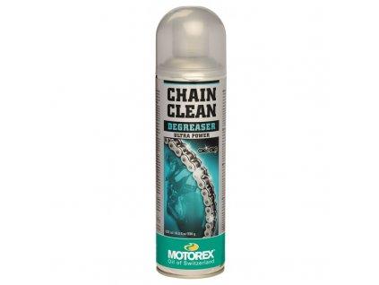 Čistící sprej na řetěz Motorex CHain Clean 611 500ml
