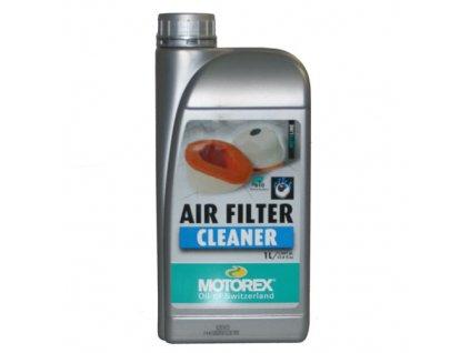 Čistič vzduchového filtru Motorex  1L