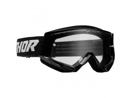 Dětské brýle Thor Combat-černé