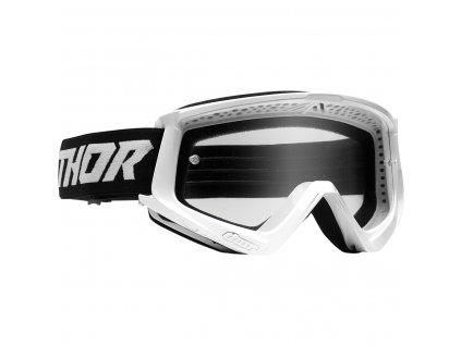 Dětské brýle Thor Combat-bílé