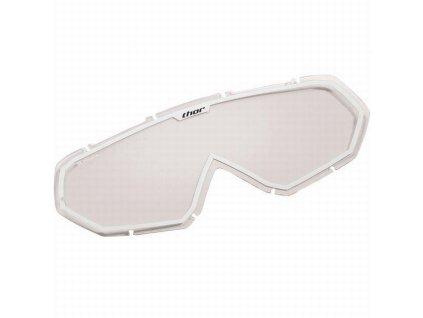 Náhrádní plexi pro brýle Thor Enemy-čiré