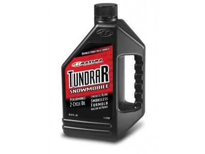 Motorový olej pro sněžné skútry Maxima Racing Tundra R /1L
