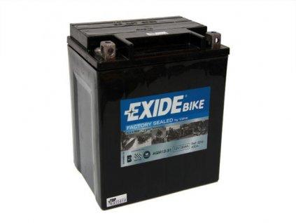 Baterie Exide Journeyman Gladiator X450/X520/X6/X8/UTV 830