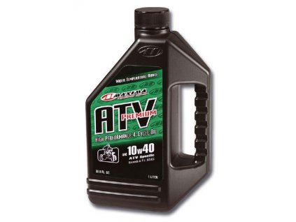 Motorový olej MAXIMA ATV PREMIUM 4T 10W40 1L