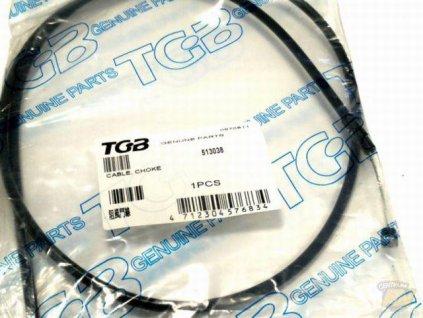 Lanko sytiče na TGB Blade 425/550