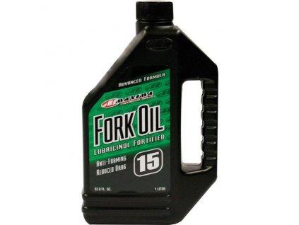 Tlumičový olej Maxima Fork Oil 15WT 1l