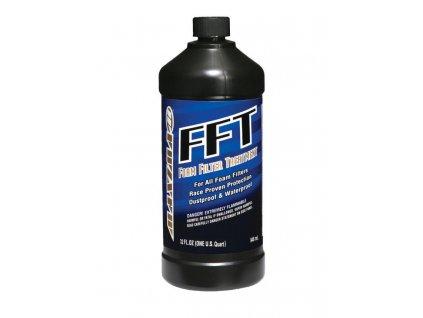 Plně syntetický olej MAXIMA na vzduchové filtry 946ml