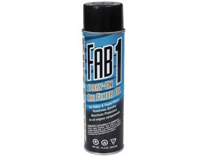 MAXIMA FAB-1 Olej na vzduchové filrty ve spreji 500ml