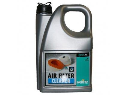 Čistič vzduchového filtru Motorex 4l
