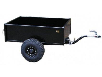 Vozík TDKS za čtyřkolku, ATV - se sklápěcí korbou