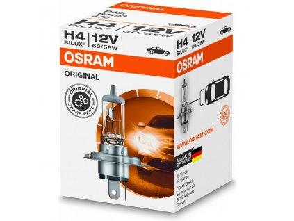 Žárovka OSRAM H4 12V 60/55W P43t