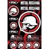 Polepy Metal Mulisha FX