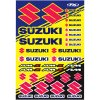 Sada samolepek Suzuki