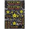 Sada samolepek Rockstar Energy