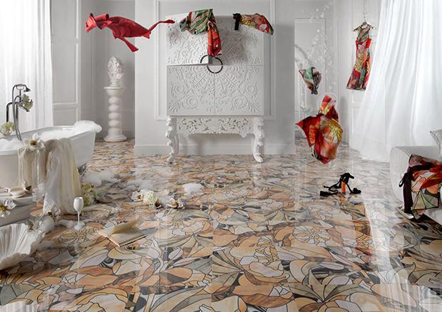 Jak vybrat obklady a dlažby do koupelny?