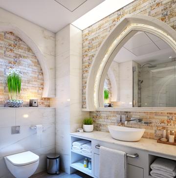 Výběrové Koupelny - Koupelna Snů