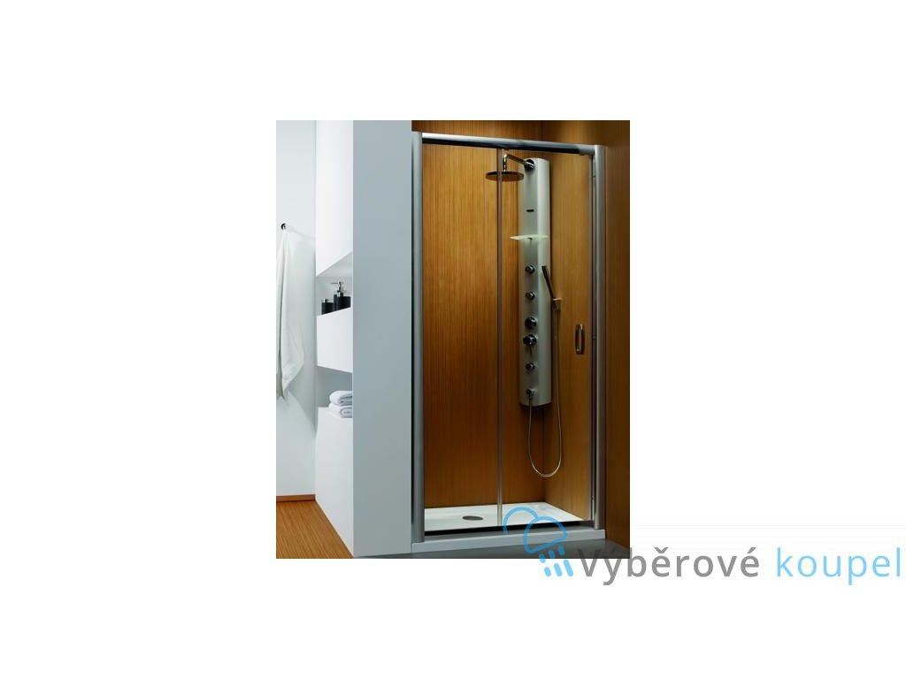 55898 radaway premium plus dwj sprchove dvere sirka 130cm posuvne