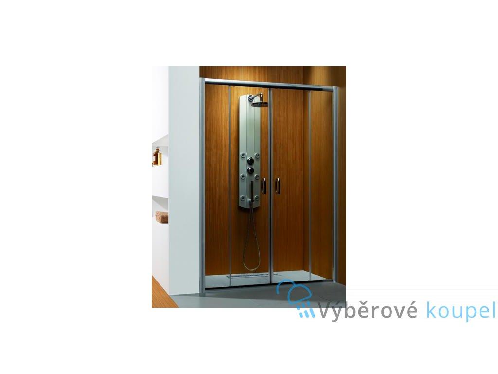 55907 radaway premium plus dwd sprchove dvere sirka 150cm posuvne