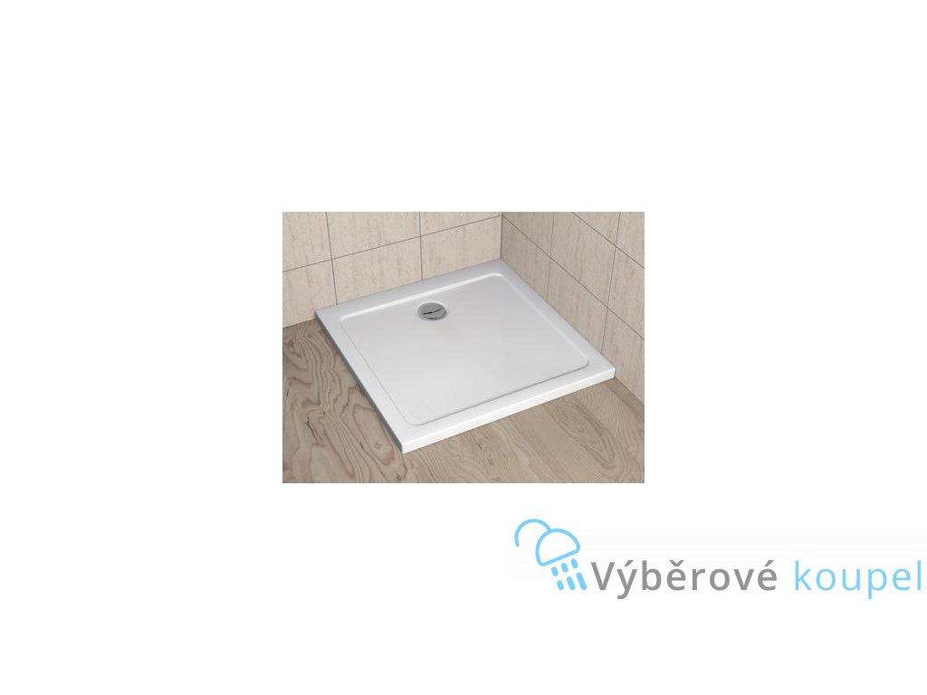 56027 radaway doros c sprchova vanicka akrylat ctverec 90cm