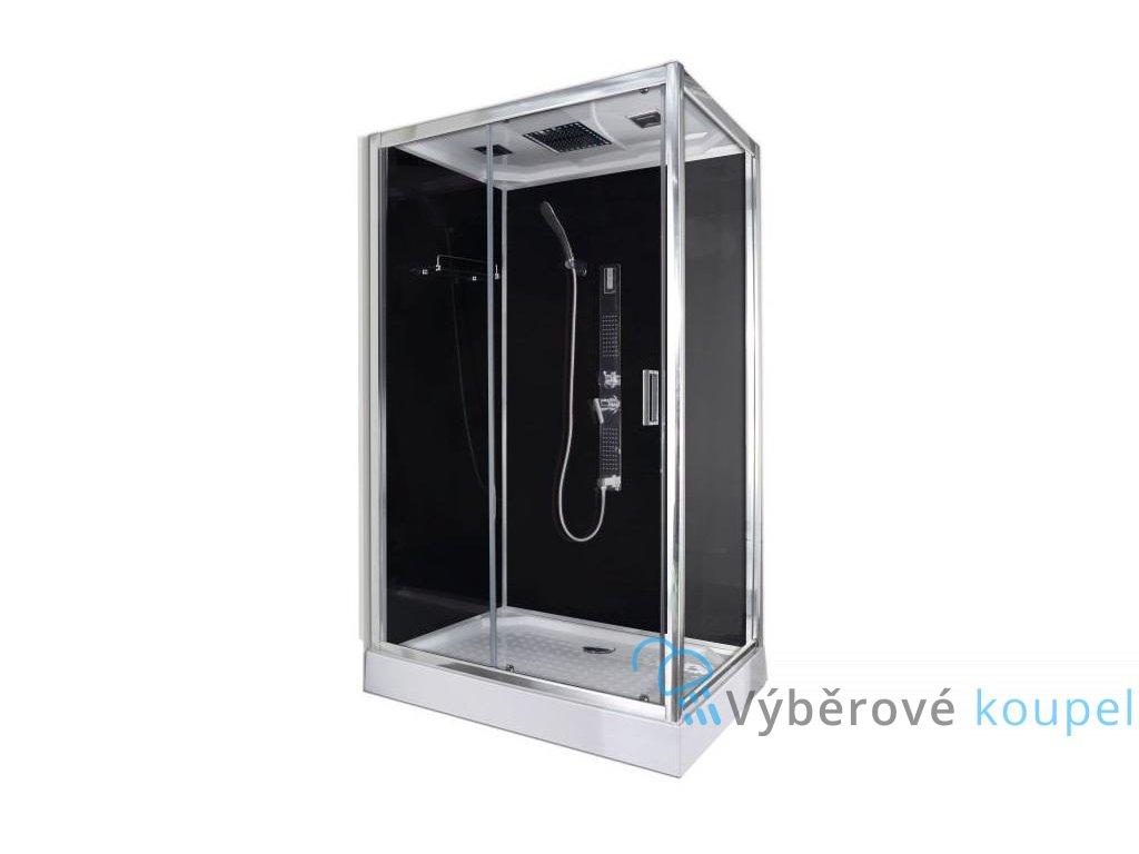 56525 sanotechnik quickline trend sprchovy box obdelnik 120x80x210cm cl72