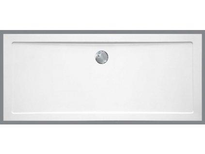 Sanotechnik sprchová vanička, SMC tvrzený polymer, obdélník, 90x160cm, SC1690S (Nožičky S nožičkami (18ks))