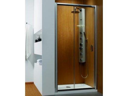 55901 radaway premium plus dwj sprchove dvere sirka 140cm posuvne