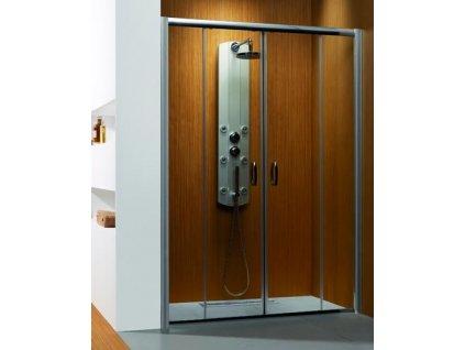 55910 radaway premium plus dwd sprchove dvere sirka 160cm posuvne