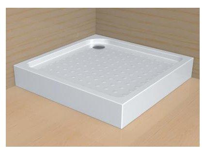 56042 radaway rodos c sprchova vanicka akrylat ctverec 80cm