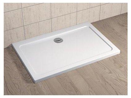 56066 radaway doros d sprchova vanicka akrylat obdelnik 100x90cm