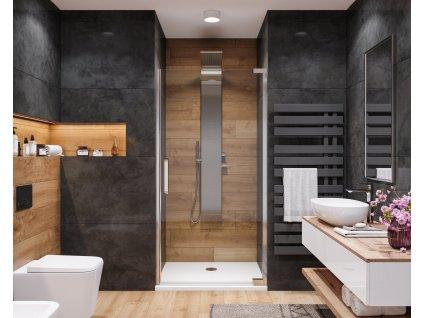 56843 aquatek party b1 65 sprchove dvere sirka 65cm otvirave